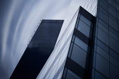 Detalhe de arranha-céus Imagens de Stock Royalty Free