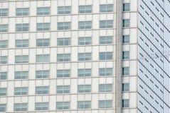 Detalhe de arranha-céus Windows. Foto de Stock