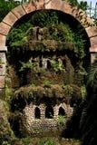 Detalhe de Barcelona/Parc de la Tamarita Imagens de Stock Royalty Free