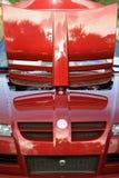 Detalhe de carro de esportes britânico Foto de Stock Royalty Free