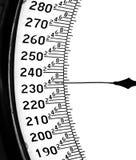 Detalhe de escala Imagens de Stock Royalty Free