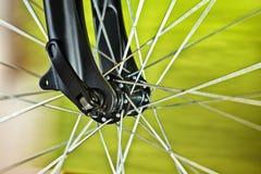 Detalhe de Front Wheel Fotos de Stock Royalty Free