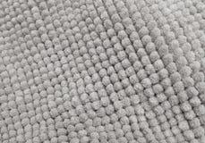 Detalhe de Gray Fluffy Fabric Texture Background fotos de stock