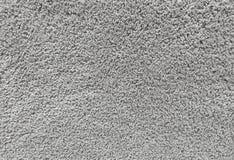 Detalhe de Gray Fluffy Fabric Texture Background foto de stock