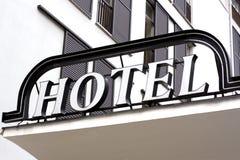 Detalhe de hotel Imagens de Stock Royalty Free