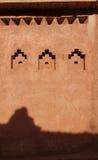 Detalhe de Kasbah Ait Ben Haddou, Marrocos Foto de Stock Royalty Free