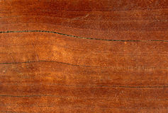 Detalhe de madeira ascendente próximo do macro Fotografia de Stock Royalty Free
