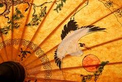 Detalhe de pára-sol Fotografia de Stock Royalty Free