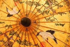 Detalhe de pára-sol imagem de stock royalty free