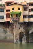 Detalhe de Ponte Vecchio Imagem de Stock Royalty Free