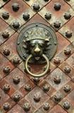 Detalhe de porta velha Imagem de Stock Royalty Free