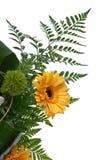 Detalhe de ramalhete das flores Imagens de Stock