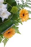 Detalhe de ramalhete das flores Imagem de Stock