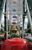 Detalhe de roda de Ferris Imagens de Stock Royalty Free