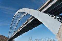 Detalhe de Roosevelt Bridge, sudoeste o Arizona imagem de stock royalty free