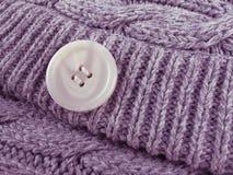 Detalhe de Sweter Imagem de Stock Royalty Free