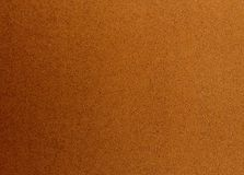 Detalhe de textura de Brown Cork Board Fotos de Stock Royalty Free