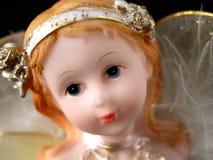 Detalhe de um anjo Fotografia de Stock Royalty Free