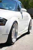 Detalhe de um carro de esportes Foto de Stock