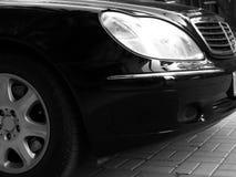 Detalhe de um carro extravagante foto de stock royalty free