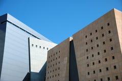 Detalhe de um edifício Fotografia de Stock Royalty Free