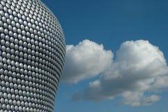 Detalhe de um edifício moderno em Inglaterra 2 Fotos de Stock Royalty Free