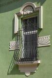Detalhe de um edifício velho Foto de Stock