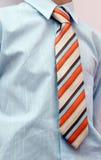 Detalhe de um homem de negócio Fotografia de Stock