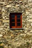 Detalhe de um indicador em uma vila do schist Fotos de Stock