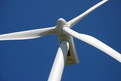 Detalhe de um moinho de vento Fotos de Stock