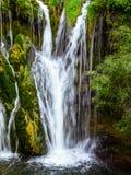 Detalhe de uma cascata II imagens de stock royalty free