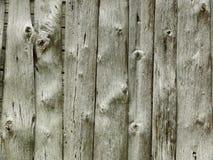 Detalhe de uma cerca de madeira imagens de stock