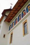 Detalhe de uma igreja ortodoxa imagens de stock royalty free