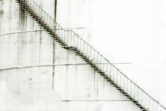 Detalhe de uma torre refrigerando Foto de Stock