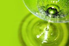 Detalhe de vidro Imagem de Stock Royalty Free