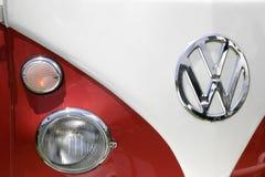 Detalhe de Volkswagen Imagem de Stock