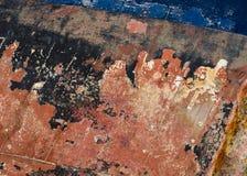 Detalhe desarmado do barco salva-vidas Fotografia de Stock