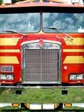 Detalhe dianteiro do caminhão Fotografia de Stock Royalty Free