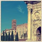 Arco de Constantim Imagens de Stock
