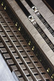 Detalhe do arranha-céus Foto de Stock Royalty Free