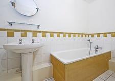 Detalhe do banheiro Fotografia de Stock Royalty Free