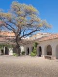 Detalhe do cabildo da cidade de Salta em Argentina imagens de stock royalty free