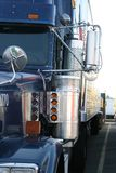 Detalhe do caminhão Imagem de Stock