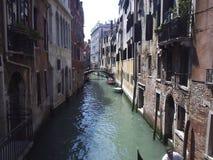 Detalhe do canal Foto de Stock