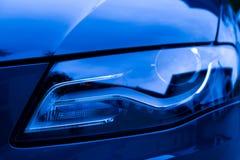 Detalhe do carro Imagem de Stock Royalty Free