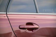 Detalhe do carro Fotografia de Stock Royalty Free