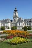 Detalhe do castelo de Festetics Imagem de Stock Royalty Free