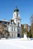 Detalhe do castelo de Festetics, Hungria Imagem de Stock