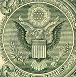 Detalhe do dólar do Grunge perfeito para usar-se imagem de stock
