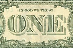 Detalhe do dólar do Grunge perfeito para usar-se foto de stock royalty free